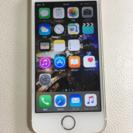 iPhone5s  ゴールド (今月末まで)