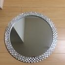 Francfranc製 壁掛け鏡 - ほぼ新品