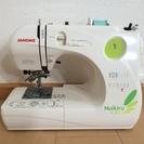 JANOME コンパクト電子速度制御ミシン 【Nuikiru】 N...