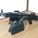 A&K? フルメタルMINIMI 軽機関銃 ジャンク? 値下げ交渉可