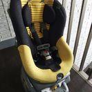 コンビのチャイルドシート「ゼウスターンEG」 新生児から4歳くらい...