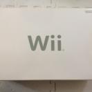 Wii  本体  初期型  新品未使用