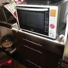 フランフラン カップボード 食器棚