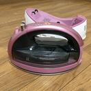 パナソニック コードレススチームアイロン NI-WL701 ピンク