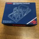 【販売終了品にてレア、未使用】トミックス TOMIX 4023 変電所
