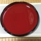 桜皮細工のお皿2枚