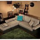 人気のソファー5セット 組み換え自由 IKEAカバー