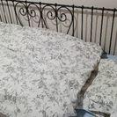 IKEA ベッド一式
