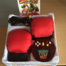 ボクシングのおもちゃです!