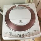 2014年シャープ製8kg洗濯機