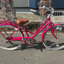 ジュニア用26インチ自転車