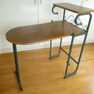 可変式 折りたたみテーブル