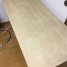 【IKEA】シンプル机 高さ可変 【ジャンク扱い】