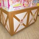 木製収納ボックス 商品陳列棚
