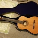 クラシックギターです