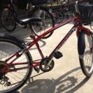 24型自転車あげます。