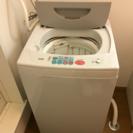 東芝製洗濯機