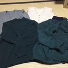 男性用Lサイズ高級ニット・セーター・ベスト美品