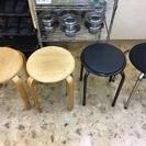 スチール 丸椅子