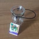 100円均一セール 未使用ガラスボトル