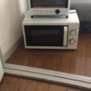 電子レンジ トースター 無料