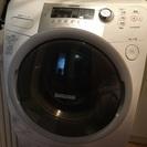 【取引中】※ジャンク  ドラム式洗濯乾燥機 東芝 ZABOON