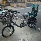 ビッケ2 子乗せ自転車 ブリヂストン