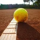 テニス仲間募集! 初級から初中級