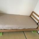 シングルベッドをお譲りします