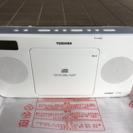 CDラジオ 東芝 CR20