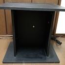 45センチ水槽用水槽台【W47xH44xD32】ブラック