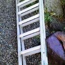 (一度使用)脚立 はしご 約4メートル