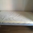 簡易ベッド マットレスセット