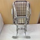 ブリジストン 前のせ 自転車 子供シート 椅子(R494)