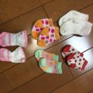 ベビー靴下 7〜8cm(一部9〜10cm)