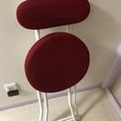 ☆無料☆赤いニトリの椅子☆
