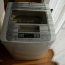 5.5Kg洗濯風乾燥機 LG WF-C55SW