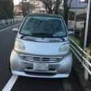 美車*スマートクーペ 平成14年式 低走行車