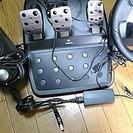 G27 ハンドルコントローラー