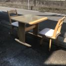 ダイニングテーブル2人用