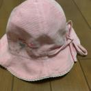 子供用帽子 44cm ゴム付き