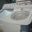 【美品 二層式 洗濯機】 日立 PS=H35L型 2013年製
