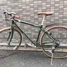 美品 SCE700 クロスバイク フル装備