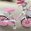 ✨12インチ🚲女の子用自転車✨