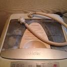 ハイアール 洗濯機 無料