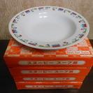 スヌーピースープ皿4枚セット(非売品)