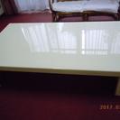 テーブル ホワイト センターテーブル