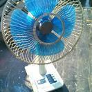 レトロ扇風機♪