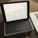 iPad Pro 9.7 Wifi 128GB と Smart K...