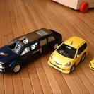 車のおもちゃ下さい。